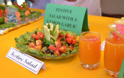 Healthy diet, good nutrition advocacy takes centre stage