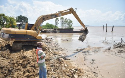 CDC continues needs/damage assessment on Essequibo Islands