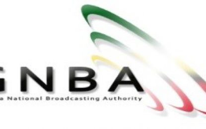 European Union representatives engage GNBA on broadcasting sector in light of impending elections