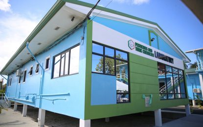$320M Pesticides Lab re-commissioned