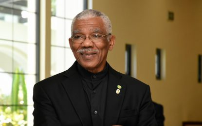 Easter Message by His Excellency David Granger, President of the Cooperative Republic of Guyana.