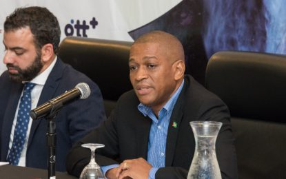 GIPEX – marquee event for the oil and gas sector – Dr. Bynoe
