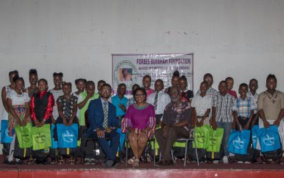Another 22 inducted into Mentorship Scheme