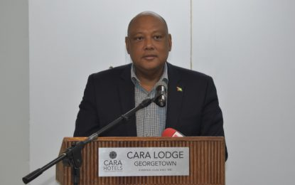Guyana in the process of compiling second EITI report