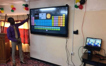Get onboard with 'smart classrooms' – Min. Henry urges regional counterparts