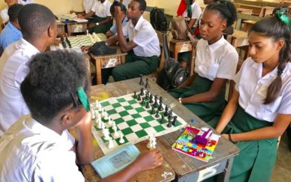 Fort Wellington Sec. benefits from Chess in Schools initiative