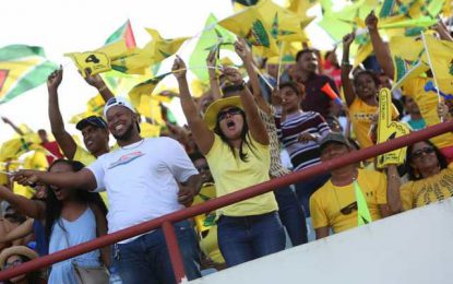 King's century blasts Guyana Amazon Warriors into 5th CPL finals