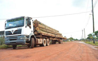 $239M Linden to Kwakwani road making life easier