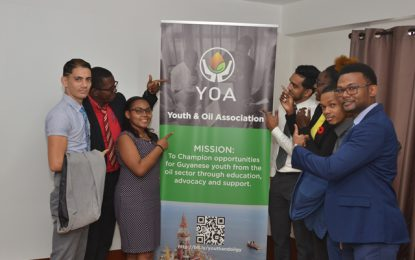Better opportunities for Guyanese youths in oil and gas