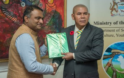 India to celebrate with Guyana at Republic Golden Jubilee