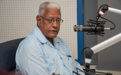 'Guyana is a food-secure nation' – Min. Holder