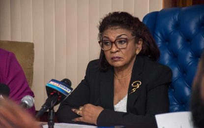 GECOM's verification exercise provided for by the law – GECOM Chair