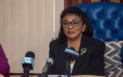 GECOM Chair assures free and fair elections in 2020