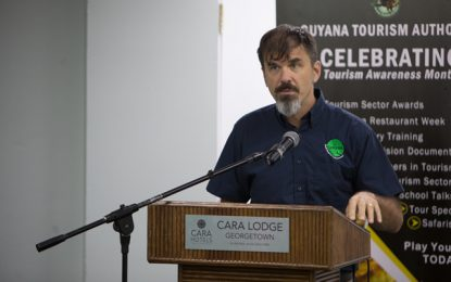 Tourism 'a force for good in Guyana'