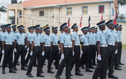 'Be resilient in the face of challenges' – Top Cop urges recruits