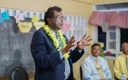 Govt taking the fight to drug smugglers