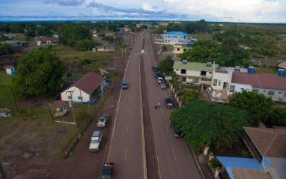 New capital towns leading in development