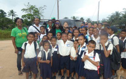 Guyana on a trajectory of development