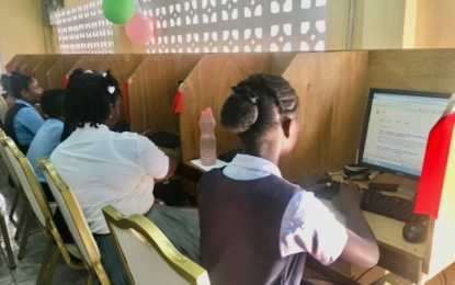 ICT Hub commissioned in Rose Hall Town