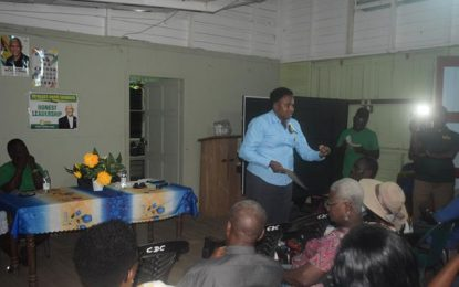 Engagement of youths in community development essential