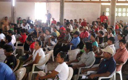 Mining, sustainability at Sawariwau South Rupununi discussed