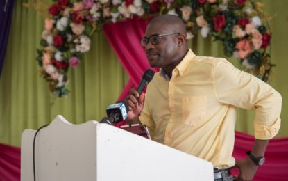 All major roads in Essequibo to be paved in 18 months – Min. Patterson.