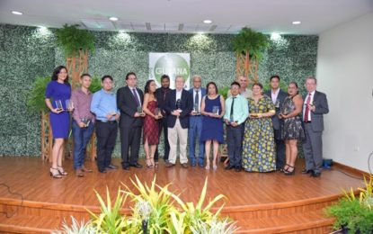 First-ever Guyana Tourism Awards hosted