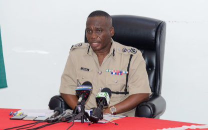 Officers must always be professional  – Commissioner Leslie James
