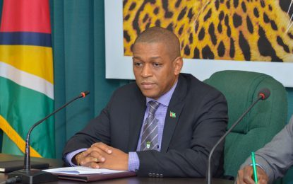 Guyana's second crude lift projected for May