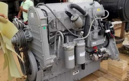 Port Kaituma to receive 24hr electricity with 2nd engine
