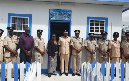 Reading and Research Library opened at Leonora Police Station