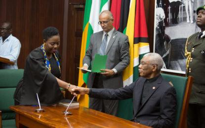 Mayors, Deputies sworn in