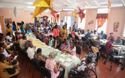 NIS hosts annual Senior Citizens Party