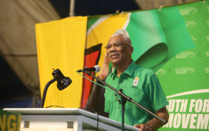 We heard your voices – Pres. Granger