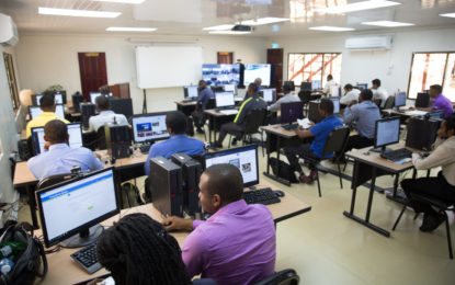 Private sector to benefit from training at Centre of Excellence