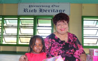 Another 500 smiles – Christmas delivered to Berbice