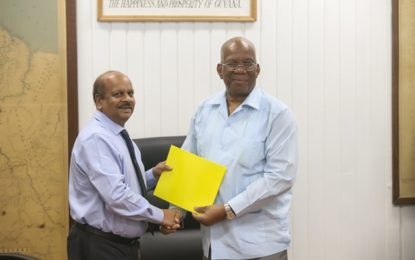 Natural Resource Fund another step closer