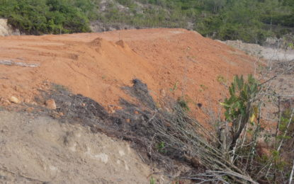 Coomacka erosion correction project taking shape