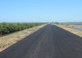 Onverwagt farm-to-market road boosting agriculture