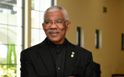 '2020 an exciting time to be Guyanese' – President Granger