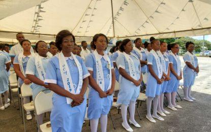 104 Patient Care Assistants for Reg 6.