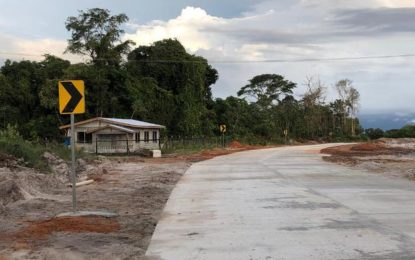 $328M Bartica-Potaro road to be outfitted with LED lights