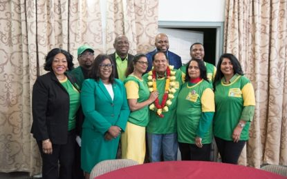 Diaspora stands with Coalition