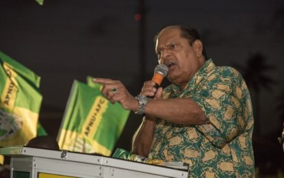 'Honest Govt must manage affairs of the country'- PM Nagamootoo