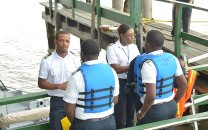Guyanese exposed to Trinbago, BVI, US maritime training