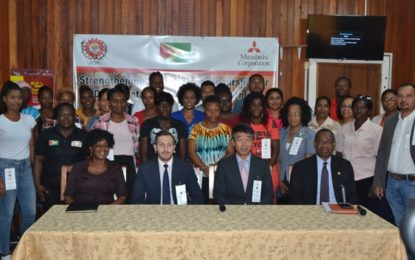Creating business opportunities for women and youth