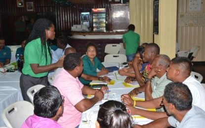 Natural Resources Min. engages Reg. 10 loggers