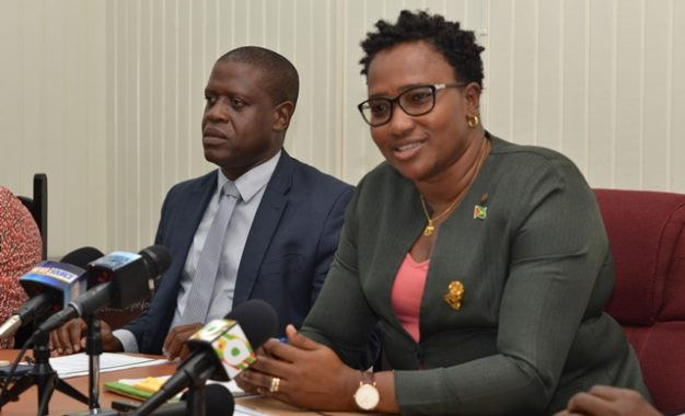No $100,000 lands in Sophia, Cummings Lodge – Min. Ferguson