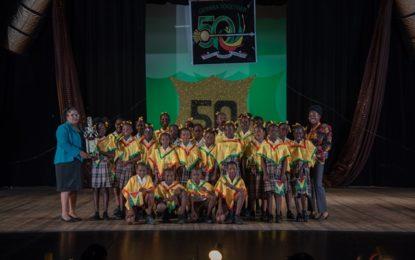 Sophia schools dominate Day 3 of Children's Mash Competitions
