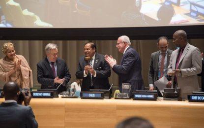 Guyana takes over Chairmanship of G77